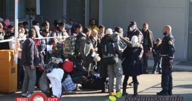 (begunci iz solidarnostne sheme, ki prihajajo v Šentjur, Šmarje in Rogaško)