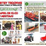 V Mestinje prihaja trgovina s kmetijskimi stroji, priključki in opremo Lagerhof