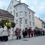 S slovesne vstajenjske maše v celjski stolnici (video)