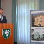 V Rogaški Slatini kmalu začetek energetske sanacije občinske stavbe in kulturnega centra (video)