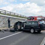 Znane podrobnosti o nesrečah na Blagovni in Grobelnem