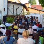 Kultura in umetnost na vrtu Aktivatorja