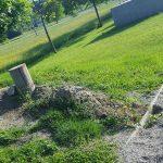Na Grobelnem ostali brez tobogana