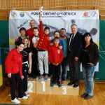 Karateisti v Oplotnici do ekipnega drugega mesta