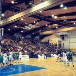 Slatinski košarkarji izgubili prvo polfinalno tekmo Lige Nova KBM
