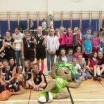 Še en uspeh košarke na območju: mlajše učenke iz Šmarja prvakinje Superšolarja