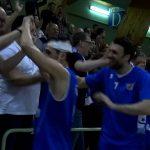 Rogaška z zmago v Laškem izsilila tretjo polfinalno tekmo