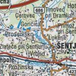 Pred vikendom trčenje na Blagovni; znane podrobnosti o včerajšnji nesreči motorista v Šentjurju