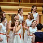 Regijsko srečanje otroških in mladinskih pevskih zborov v Rogaški Slatini 2017 (foto, video)