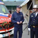 PGD Dolga Gora ob okrogli obletnici z novim vozilom