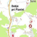 Promet skozi središče Dobja bo oviran dva tedna