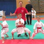 Trojica karateistov KKKO uspešna na Gorenjskem