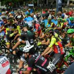 Kolesarska dirka po Sloveniji: zadnja etapa od Rogaške Slatine do Novega mesta (foto)