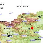 V Šentjurju epicenter nočnega potresa