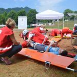 Regijsko preverjanje usposobljenosti ekip prve pomoči v Kozjem 2017 (foto, video)