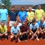 Tretji del gorenjsko-kozjanskega tenisa