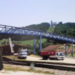 V Šmarju pričeli z gradnjo nadhoda nad železniško progo
