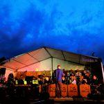 Ramna Jazz festival 2017: dobra glasba zaživela ob Slivniškem jezeru (foto, video)