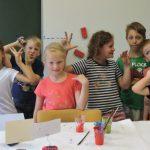 Prvi počitniški teden minil tudi v znamenju otroških delavnic
