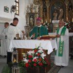 Blagoslov obnovljene cerkve sv. Janeza Krstnika v Orehovcu pri Zibiki