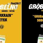 """Vabimo na GrobelnoFest 2017: """"Oberkrain"""" petek in """"GrobnRoll"""" sobota – vstopnice pol ceneje"""