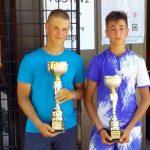 Šmarski teniški up dobil prvi posamični turnir