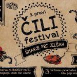 Vabimo na 3. pravi čili festival v Šmarje pri Jelšah
