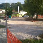 Zakaj še ni nadhoda pri šmarski železniški postaji in kaj bo z gradnjo žage pri MOL-u