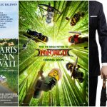 Vabimo v kino Šmarje: Lego Ninjago, Pariz lahko počaka, Rudar in druge filmske uspešnice