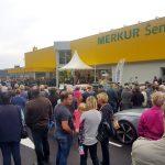 Merkur trgovina širi svojo mrežo prodajaln – v Šentjurju odprta nova franšiza