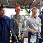 Mlada člana TK Šentjur osvojila turnir v Litiji