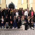 Prijateljfest dveh mest – izmenjava dijakov ŠCRS s Srednjo školo Pregrada