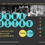 Vabimo k vpisu gledališko-glasbenega abonmaja Gustav v Šentjurju – še nekaj dni!
