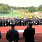 Tekmovanje gasilske mladine GZ Šmarje pri Jelšah 2017 (video)