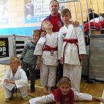 Z nastopa karateistov v Mariboru