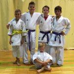 Karateisti na reprezentančnih pripravah
