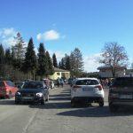 Prvonovembrske preusmeritve prometa v Šentjurju