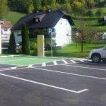 Polnilna postaja za elektroavtomobile tudi v Dobju