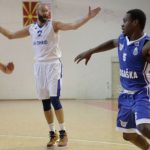 Rogaška na jugu Makedonije do druge jadranske zmage; 5 trojk nezgrešljivega Fermeta v Splitu (video)