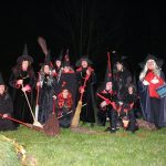 V Rogatcu so zaplesale čarovnice (foto)