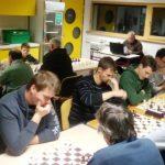 Šahisti tudi na drugem turnirju z enako razvrstitvijo
