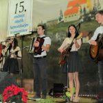 15. srečanje mladih harmonikarjev in ansamblov v Pristavi pri Mestinju (foto, video)