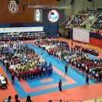Jan in Bor Hartl dostojno zastopala KiO na svetovnem prvenstvu v karateju