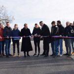 V Vrenski Gorci rekonstruirali 2,4 kilometre dolgo cesto
