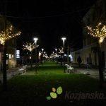 Prižig praznične razsvetljave v Rogaški Slatini 2017 (foto, video)