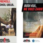 Policisti poostreno nad alkohol in droge za volanom