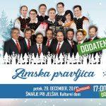 Vabimo na koncert Saše Avsenika in Slovenskega okteta v Šmarje pri Jelšah – dodaten termin!