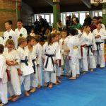 V Podčetrtku gostili 120 mladih karateistov