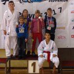 Karateisti v Trbovljah do šestih medalj
