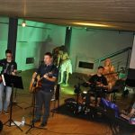 Prvi večer sodobne krščanske glasbe v Šmarju in obisk sv. Miklavža